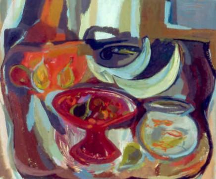 """25"""" x 30"""" Oil on Canvas - framed"""
