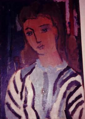 """20"""" x 16"""" Oil on Canvas - Framed🔴"""