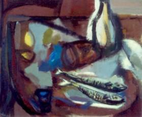 """25"""" x 30"""" Oil on Jute Canvas - Unframed"""