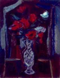 "25"" x 20"" Oil on Canvas - Unframed"