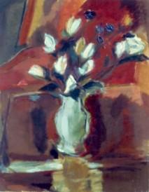 "24"" x 20"" Oil on Canvas - Unframed"