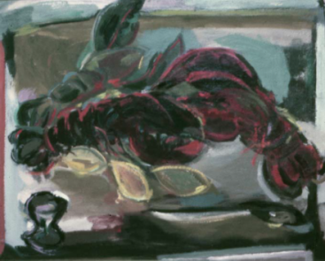 """20"""" x 25"""" Oil on Canvas - Framed*"""