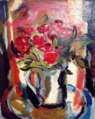 """25"""" x 20"""" Oil on Canvas - Framed*"""