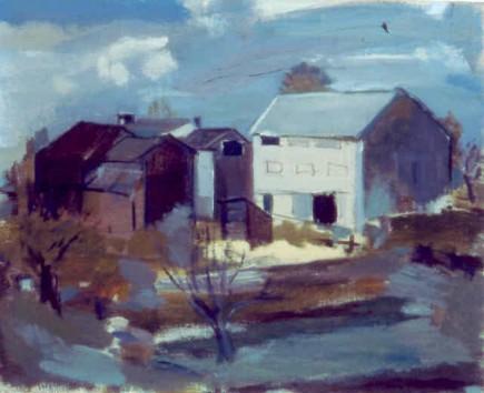 """20"""" x 25"""" Oil on Jute Canvas - Unframed"""
