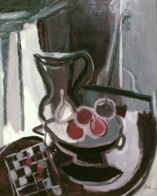 """30"""" x 25"""" Oil on Canvas - Framed 🔴"""