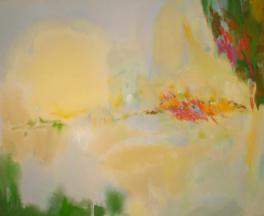 """43"""" x 52"""" Acrylic on Canvas - Framed"""