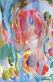 """40"""" x 25"""" Oil on Canvas - Framed*"""